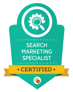 Search MArketing Specialist Logo